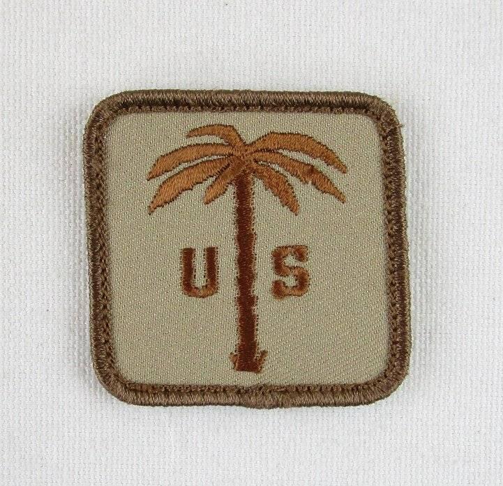 US Palm Tree Patch