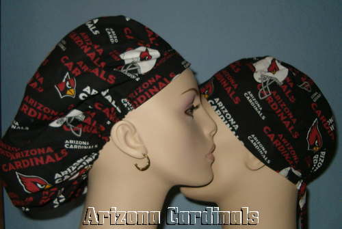 Arizona Cardinal's Scrub Hats