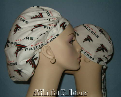 Atlanta Falcons Scrub Hats