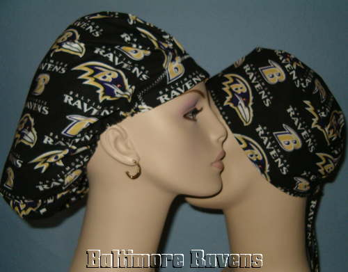 Baltimore Ravens Scrub Hats