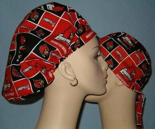 University Of Louisville Scrub Hats