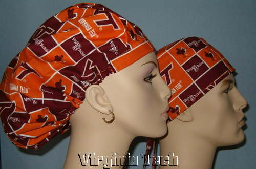 Virginia Tech Hokies Scrub Hats