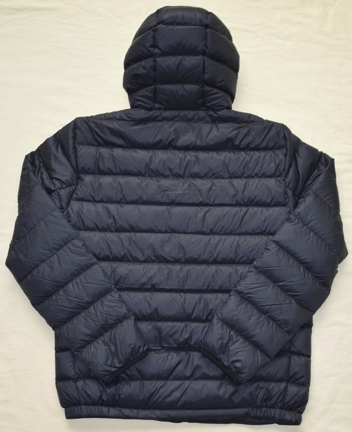 9330d6e36 Details about New Large L POLO RALPH LAUREN Mens packable puffer down  winter jacket coat black